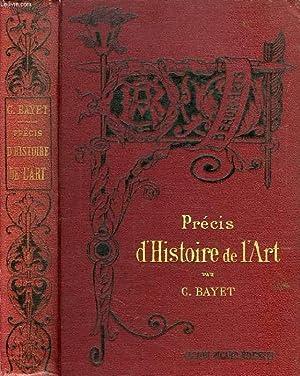 PRECIS D'HISTOIRE DE L'ART: BAYET C.