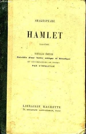 HAMLET: SHAKESPEARE William