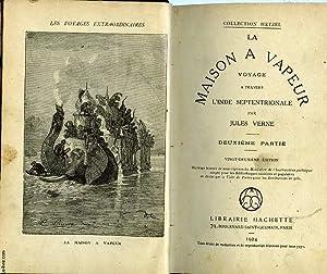 LA MAISON A VAPEUR (VOYAGE A TRAVERS L'INDE SEPTENTRIONALE), TOME 2: VERNE Jules