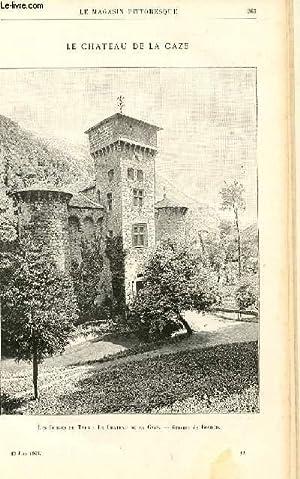 LE MAGASIN PITTORESQUE - Livraison n°12 -: MAYET Charles et BEST Eugène.