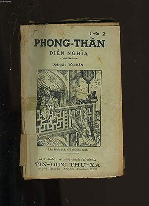 PHONG-THAN. DIEN NGHIA.: TO - CHAN.