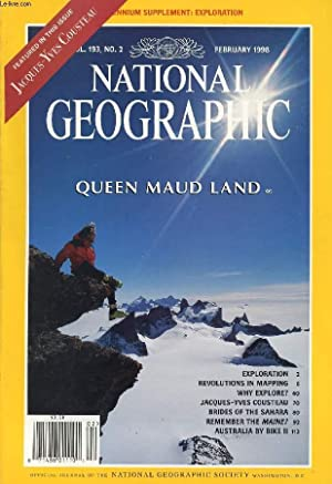 NATIONAL GEOGRAPHIC MAGAZINE, VOL. 193, N° 2, FEB. 1998 (Conetnts: EXPLORATION: Where Do We Go ...