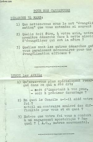 PELERINAGE DES HOMMES DU PERIGORS A LOURDES 31 MARS - 1er AVRIL 1958.: COLLECTIF