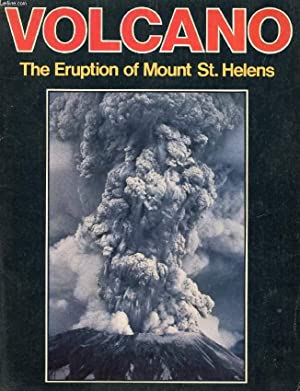 VOLCANO, THE ERUPTION OF MOUNT St HELENS: COLLECTIF