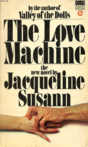 THE LOVE MACHINE: SUSANN JACQUELINE