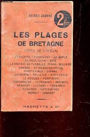 GUIDES JOANNE : LES PLAGES DE BRETAGNE: COLLECTIF