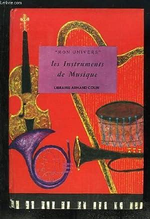LES INSTRUMENTS DE MUSIQUE.: AUDEL STEPHANE.