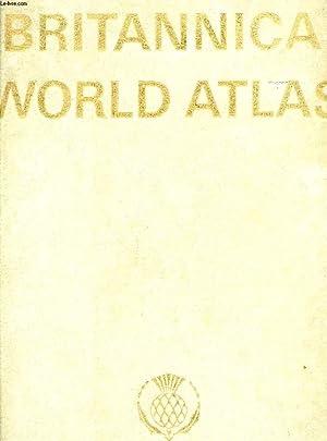 BRITANNICA WORLD ATLAS INTERNATIONAL: COLLECTIF