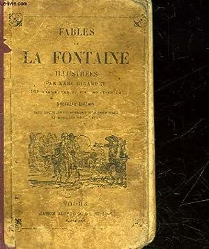 FABLES DE LA FONTAINE: FONTAINE ANDRE