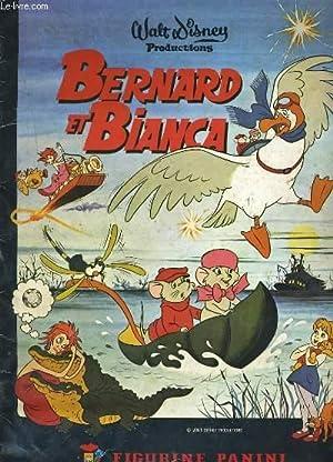 BERNARD ET BIANCA. FIGURINE PANINI.: COLLECTIF.