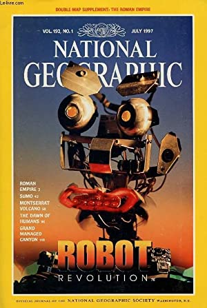 NATIONAL GEOGRAPHIC MAGAZINE, VOL. 192, N° 1,: COLLECTIF