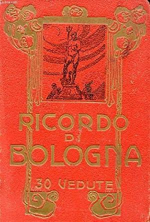 RICORDO DI BOLOGNA, 30 VEDUTE: COLLECTIF