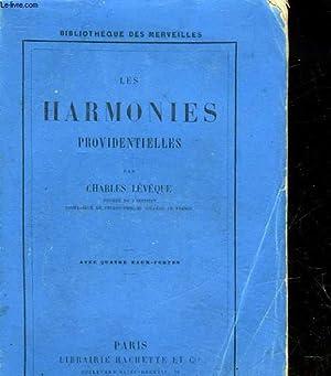 LES HARMONIES PROVIDENTIELLES: LEVEQUE CHARLES