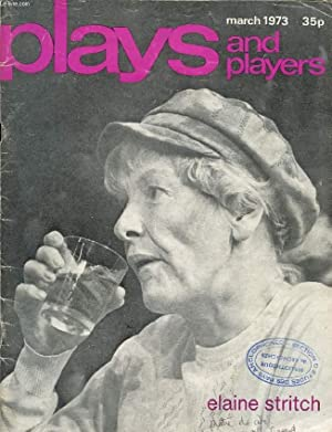 PLAYS AND PLAYERS, VOL. 20, N° 6: COLLECTIF