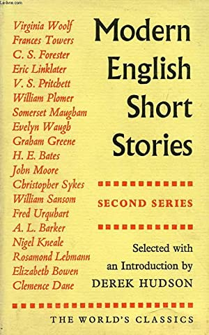 MODERN ENGLISH SHORT STORIES, SECOND SERIES: COLLECTIF