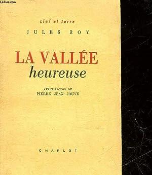 LA VALLEE HEUREUSE: ROY JULES