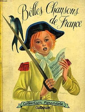 BELLES CHANSONS DE FRANCE: COLLECTIF