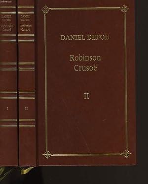 LA VIE ET LES AVENTURES ETRANGES ET: DANIEL DEFOE.