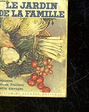LE JARDIN DE LA FAMILLE: COLLECTIF