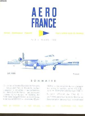 REVUE DE L'AERO CLUB DE FRANCE - N°3: COLLECTIF