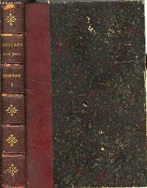 LECTURES POUR TOUS, 1900-1901, 2: COLLECTIF