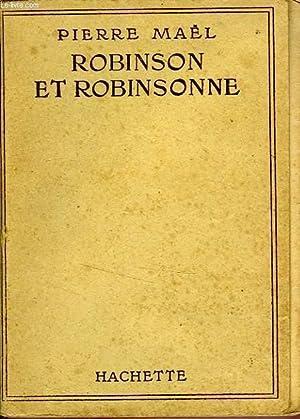 ROBINSON ET ROBINSONNE: MAEL Pierre