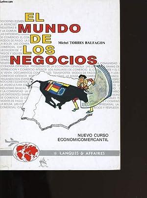 EL MUNDO DE LOS NEGOCIOS.: MICHEL TORRES BALFAGON.