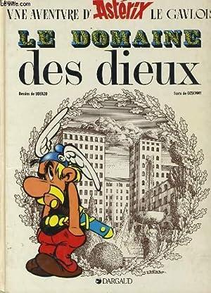 LE DOMAINE DES DIEUX.: GOSCINNY.