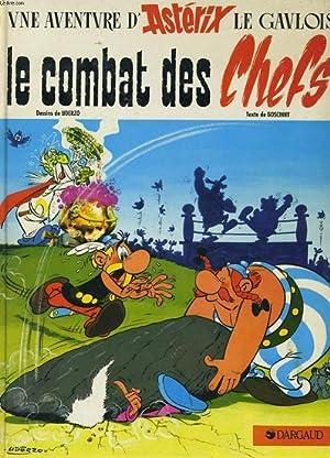 LE COMBAT DES CHEFS.: GOSCINNY.