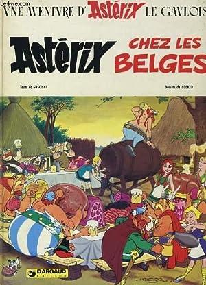 ASTERIX CHEZ LES BELGES.: GOSCINNY.