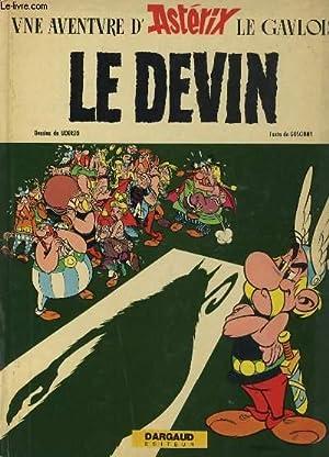 LE DEVIN.: GOSCINNY.