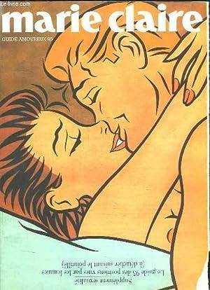Guide amoureux 1995. Supplément sexualité, le guide 95 des positions vues par les ...