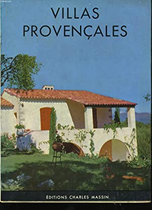 VILLAS PROVENCALES.: COLLECTIF.