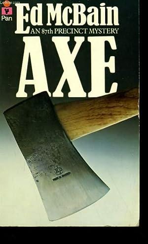 AXE.: ED MCBAIN.