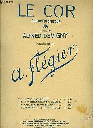 LE COR: FLEGIER A. /