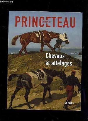 GENTLEMAN PRINCETEAU / CHEVAUX ET ATTELAGES - EXPOSITION AU MUSEE DES BEAUX-ARTS DE LIBOURNE, ...