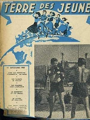 TERRE DES JEUNES N°81 - 15 SEPTEMBRE 1952.: COLLECTIF