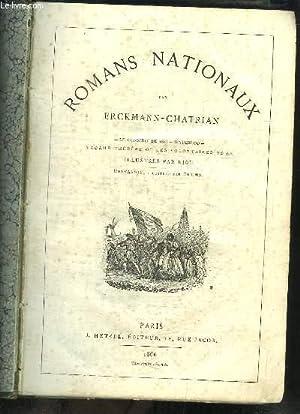 Romans Nationaux. Le Conscrit de 1813 - Waterloo - Madame Thérèse ou les Volontaires ...