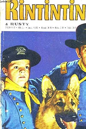 RINTINTIN & RUSTY - N°12.: COLLECTIF