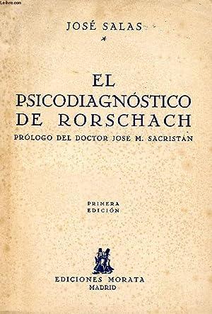 EL PSICODIAGNOSTICO DE RORSCHACH: SALAS Dr José