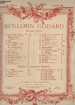 2° VALSE - PIANO OP.56 : EN SI BEMOL.: GODARD BENJAMIN