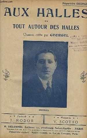 AUX HALLES - OU TOUT AUTOUR DES: SCOTTO VINCENT