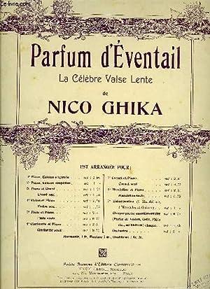 PARFUM D'EVENTAIL: GHIKA Nico