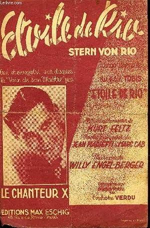 ETOILE DE RIO (STERN VON RIO): ENGEL-BERGER Willy /
