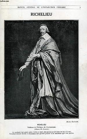 MANUEL GENERAL DE L'INSTRUCTION PRIMAIRE, DOCUMENTS D'HISTOIRE,: COLLECTIF
