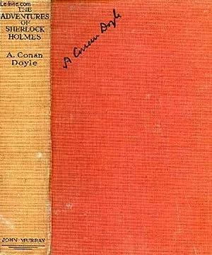 THE ADVENTURES OF SHERLOCK HOLMES: CONAN DOYLE ARTHUR