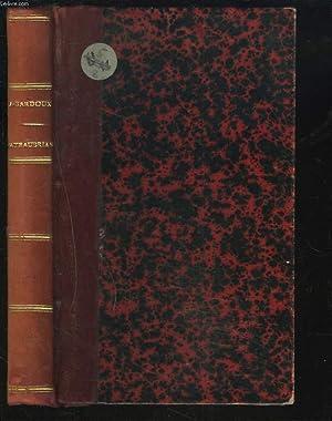 CHATEAUBRIAND: A. BARDOUX