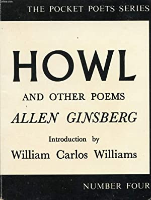 HOWL, AND OTHER POEMS BY ALLEN GINSBERG: GINSBERG ALLEN