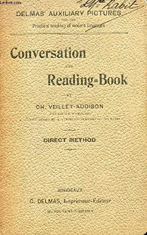 CONVERSATION AND READING-BOOK: VEILLET-ADDISON Ch.