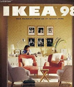 IKEA 98 - PRIX VALABLES JUSQU'AU 31: COLLECTIF